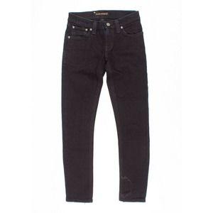 Nudie Denim Tight Long John Skinny Jeans